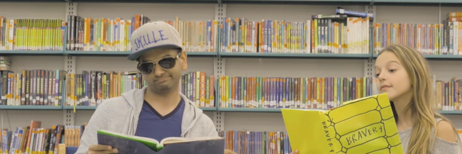 MC SKULE Song Encourages Kids to Read!